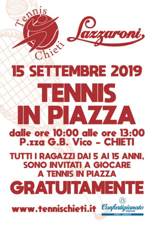 Tennis-in-piazza